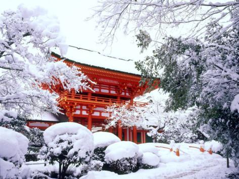 Winter In Japan Beautiful Japanese Scenery Punipunijapan