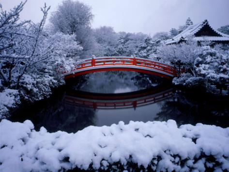 winter in japan beautiful japanese scenery punipunijapan. Black Bedroom Furniture Sets. Home Design Ideas