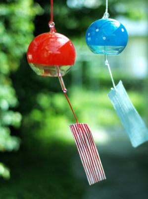 Japanese Windchimes Furin on Preschool Seasons