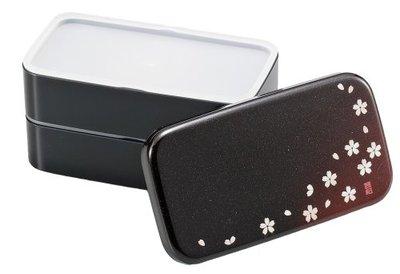 Black Bento Box Sakura