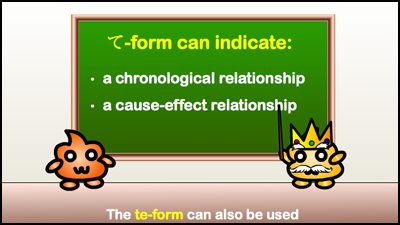 cause-effect relationship